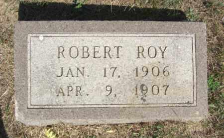 REYNOLDSON, ROBERT ROY - Boone County, Nebraska | ROBERT ROY REYNOLDSON - Nebraska Gravestone Photos