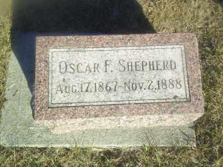 SHEPHERD, OSCAR - Boone County, Nebraska | OSCAR SHEPHERD - Nebraska Gravestone Photos