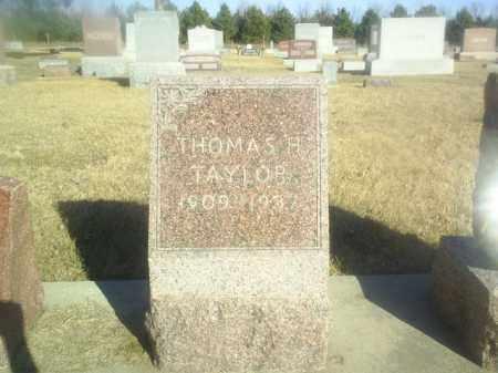 TAYLOR, THOMAS - Boone County, Nebraska | THOMAS TAYLOR - Nebraska Gravestone Photos
