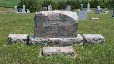 TISTHAMMER, BERTHA - Boone County, Nebraska   BERTHA TISTHAMMER - Nebraska Gravestone Photos