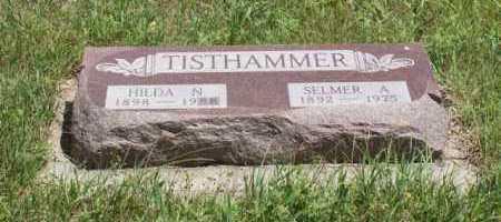 TISTHAMMER, SELMER A. - Boone County, Nebraska | SELMER A. TISTHAMMER - Nebraska Gravestone Photos
