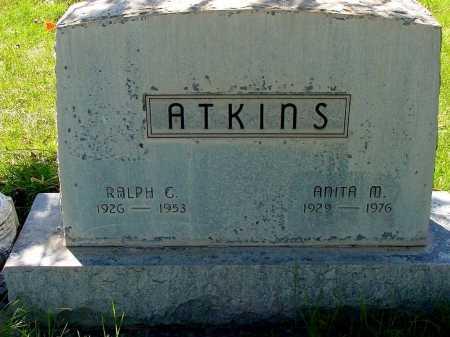 ATKINS, RALPH G. - Box Butte County, Nebraska | RALPH G. ATKINS - Nebraska Gravestone Photos