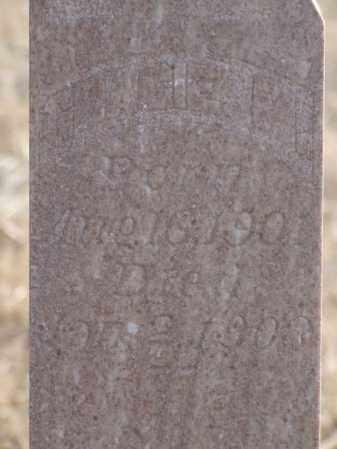 CLARK, GRACIE M. - Box Butte County, Nebraska | GRACIE M. CLARK - Nebraska Gravestone Photos
