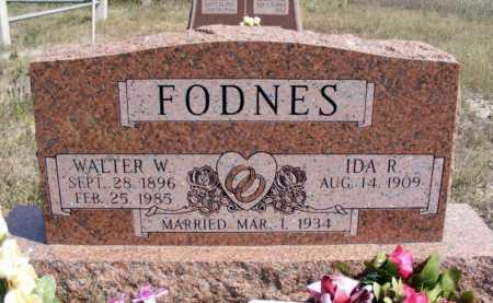 FODNES, IDA R. - Box Butte County, Nebraska | IDA R. FODNES - Nebraska Gravestone Photos