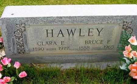 HAWLEY, CLARA E. - Box Butte County, Nebraska   CLARA E. HAWLEY - Nebraska Gravestone Photos