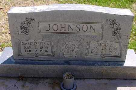 JOHNSON, MARGUERITE A. - Box Butte County, Nebraska | MARGUERITE A. JOHNSON - Nebraska Gravestone Photos