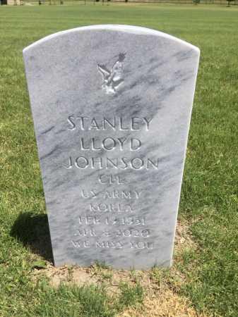 JOHNSON, STANLEY LLOYD - Box Butte County, Nebraska | STANLEY LLOYD JOHNSON - Nebraska Gravestone Photos