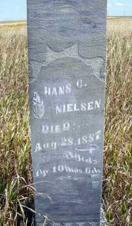 NIELSEN, HANS G. - Box Butte County, Nebraska   HANS G. NIELSEN - Nebraska Gravestone Photos
