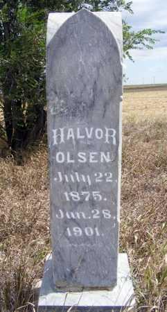 OLSEN, HALVOR - Box Butte County, Nebraska   HALVOR OLSEN - Nebraska Gravestone Photos