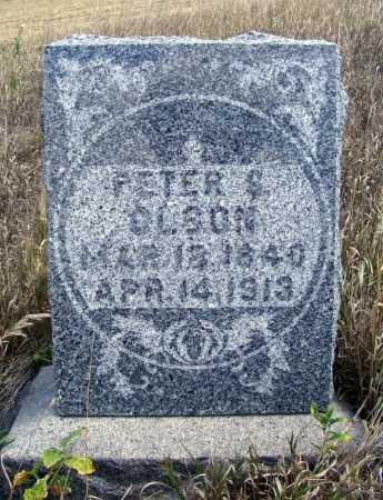 OLSON, PETER S. - Box Butte County, Nebraska | PETER S. OLSON - Nebraska Gravestone Photos