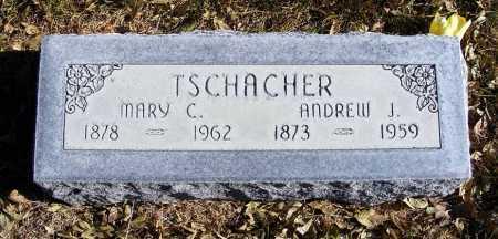 TSCHACHER, MARY C. - Box Butte County, Nebraska | MARY C. TSCHACHER - Nebraska Gravestone Photos