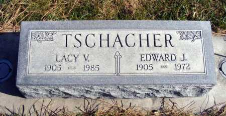 TSCHACHER, LACY V. - Box Butte County, Nebraska | LACY V. TSCHACHER - Nebraska Gravestone Photos