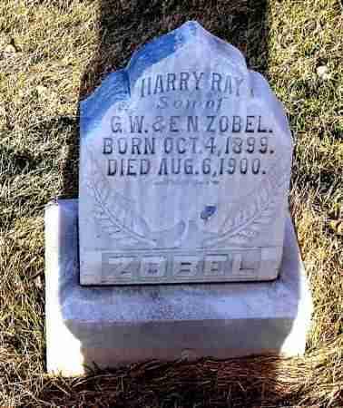 ZOBEL, HARRY RAY - Box Butte County, Nebraska | HARRY RAY ZOBEL - Nebraska Gravestone Photos