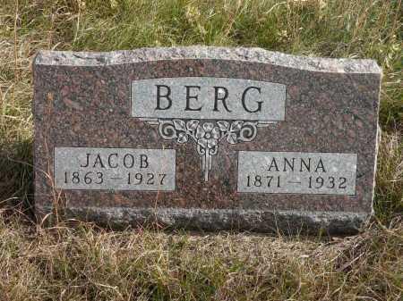 BERG, JACOB - Boyd County, Nebraska | JACOB BERG - Nebraska Gravestone Photos