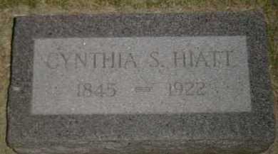 HIATT, CYNTHIA - Boyd County, Nebraska | CYNTHIA HIATT - Nebraska Gravestone Photos