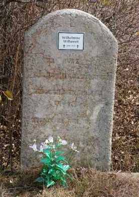 WILLUWEIT, WILHELMINE - Boyd County, Nebraska   WILHELMINE WILLUWEIT - Nebraska Gravestone Photos