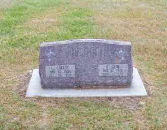 ANSON, L. CREETE - Brown County, Nebraska   L. CREETE ANSON - Nebraska Gravestone Photos