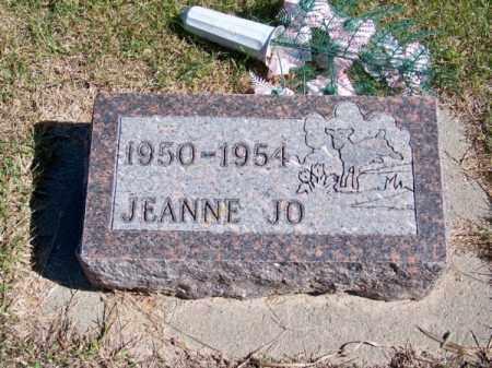 BAIN, JEANNE JO - Brown County, Nebraska | JEANNE JO BAIN - Nebraska Gravestone Photos