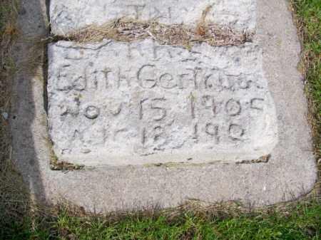 BARRITT, EDITH GERTRUDE - Brown County, Nebraska   EDITH GERTRUDE BARRITT - Nebraska Gravestone Photos