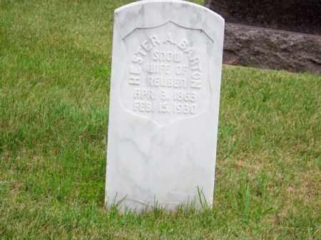 BARTON, HESTER A. - Brown County, Nebraska | HESTER A. BARTON - Nebraska Gravestone Photos