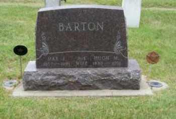 BARTON, MAE J. - Brown County, Nebraska   MAE J. BARTON - Nebraska Gravestone Photos