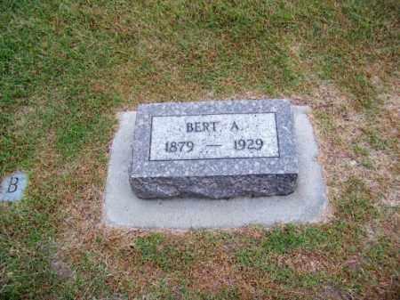 BATES, BERT A. - Brown County, Nebraska | BERT A. BATES - Nebraska Gravestone Photos
