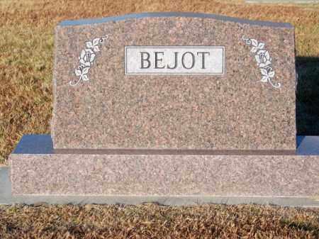 BEJOT, FAMILY - Brown County, Nebraska | FAMILY BEJOT - Nebraska Gravestone Photos