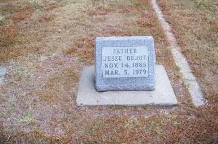 BEJOT, JESSE - Brown County, Nebraska   JESSE BEJOT - Nebraska Gravestone Photos