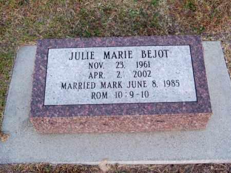 BEJOT, JULIE MARIE - Brown County, Nebraska | JULIE MARIE BEJOT - Nebraska Gravestone Photos