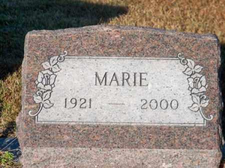 BEJOT, MARIE - Brown County, Nebraska | MARIE BEJOT - Nebraska Gravestone Photos