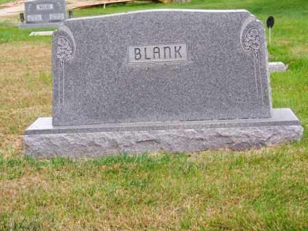 BLANK, FAMILY - Brown County, Nebraska | FAMILY BLANK - Nebraska Gravestone Photos