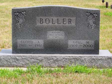 BOLLER, CLOYD A. - Brown County, Nebraska | CLOYD A. BOLLER - Nebraska Gravestone Photos