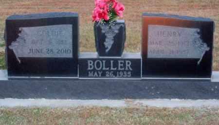 BOLLER, GOLDIE - Brown County, Nebraska | GOLDIE BOLLER - Nebraska Gravestone Photos