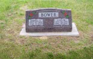 BOWER, DARREL S. - Brown County, Nebraska | DARREL S. BOWER - Nebraska Gravestone Photos