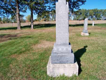 BOWER, ELIZABETH - Brown County, Nebraska | ELIZABETH BOWER - Nebraska Gravestone Photos