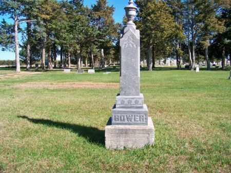 BOWER, THOMAS - Brown County, Nebraska | THOMAS BOWER - Nebraska Gravestone Photos