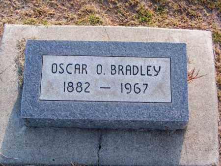 BRADLEY, OSCAR O. - Brown County, Nebraska | OSCAR O. BRADLEY - Nebraska Gravestone Photos
