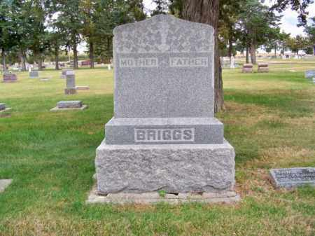 BRIGGS, FAMILY - Brown County, Nebraska | FAMILY BRIGGS - Nebraska Gravestone Photos