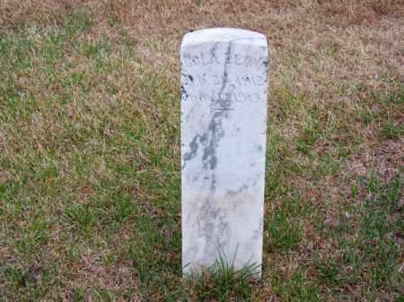 BROWN, COLA LEONA - Brown County, Nebraska | COLA LEONA BROWN - Nebraska Gravestone Photos