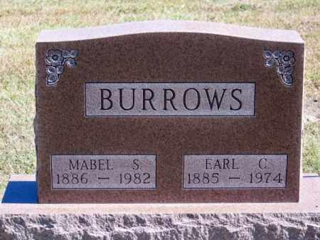 BURROWS, MABEL S. - Brown County, Nebraska   MABEL S. BURROWS - Nebraska Gravestone Photos