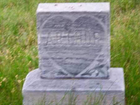 CASE, ARTHUR - Brown County, Nebraska | ARTHUR CASE - Nebraska Gravestone Photos