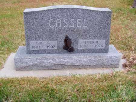 CASSEL, IVA M. - Brown County, Nebraska   IVA M. CASSEL - Nebraska Gravestone Photos