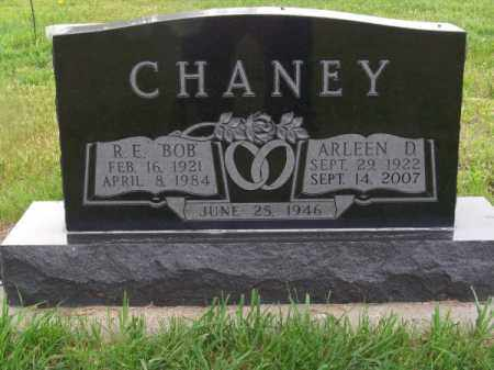 "CHANEY, R. E. ""BOB"" - Brown County, Nebraska 