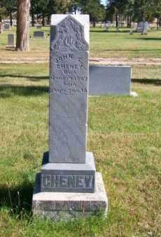 CHENEY, JOHN C. - Brown County, Nebraska | JOHN C. CHENEY - Nebraska Gravestone Photos