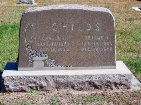 CHILDS, ARTHUR B. - Brown County, Nebraska | ARTHUR B. CHILDS - Nebraska Gravestone Photos