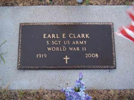 CLARK, EARL E. - Brown County, Nebraska | EARL E. CLARK - Nebraska Gravestone Photos