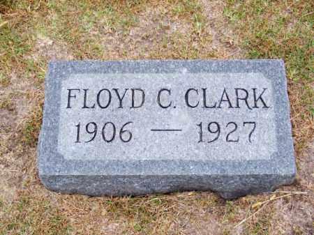 CLARK, FLOYD C. - Brown County, Nebraska | FLOYD C. CLARK - Nebraska Gravestone Photos