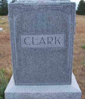 CLARK, FAMILY - Brown County, Nebraska | FAMILY CLARK - Nebraska Gravestone Photos