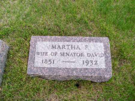 CLARK, MARTHA F. - Brown County, Nebraska | MARTHA F. CLARK - Nebraska Gravestone Photos