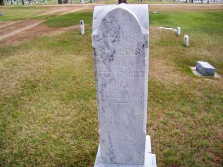 COLLINS, DENNIS - Brown County, Nebraska   DENNIS COLLINS - Nebraska Gravestone Photos